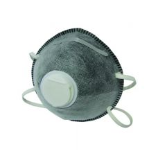 Респиратор угольный фильтр 1 слой с клапаном БИБЕР 96203