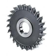 Фреза дисковая пазовая  80х(4,5/5,0)х22 мм z=32 сталь Р6М5