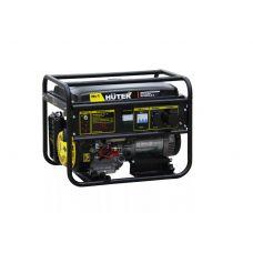 Электрогенератор HUTER ХУТЕР DY 9500LX-3  220/380В 64/1/41