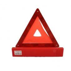 Знак аварийный с отражателем РОС 780-009 усиленный + чехол TR111-1 780-009