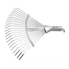 Грабли 22 зуба веерные раздвижные 280-450 мм без черенка PALISAD 61767