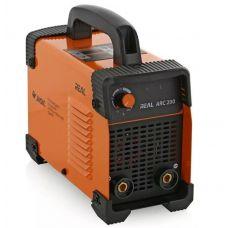 Сварочный инвертор СВАРОГ ARC 200 REAL Z238 Black мощность 5 кВт 220 В маска + краги