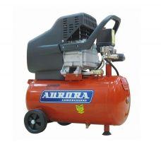 Компрессор AURORA WIND-25 объем 24 л производительность 271 л/мин 8 атм мощность 1,8 кВт 220 В 00006762