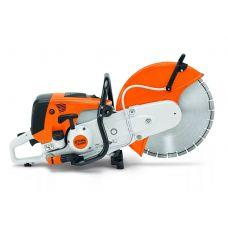 Бензорез STIHL TS 800 мощность 5 кВт диаметр 400 мм глубина реза 145 мм вес 12,7 кг 4224 011 2820