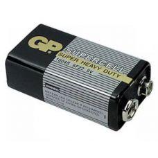Батарейки тип КРОНА GP supercell 1604s 6f22 9В 215