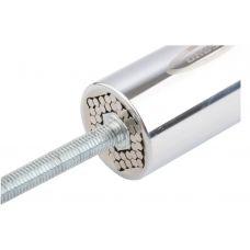 Головка торцевая размером  6-21 мм привод 3/8 дюйма торцевая многоразмерная GROSS 13191