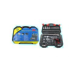 Набор инструмента головок 94 предметов 1/2, 1/4 дюйма в кейсе GW-B5094M-2 головки вставки в кейсе 47698