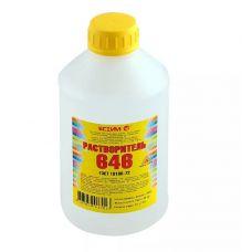 Растворитель №646 емкость 1 литр