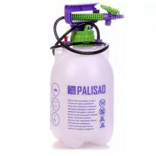Опрыскиватель емкость 5 л с насосом и клапаном сброса давления ручной разбрызгиватель PALISAD 64740