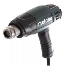 Пистолет горячего воздуха METABO МЕТАБО H 16-500 мощность 1,6 кВт в комплекте 2 насадки 601650500