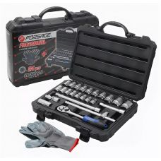 Набор инструмента  24 предметов 1/2 дюйма 6 граней FORSAGE 4243-5 FORSAGE