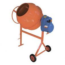 Бетоносмеситель бетономешалка ЛЕБЕДЯНЬ 95443 емкость 132 литров мощность 700 Вт 220 В СБР-132А/220 95443