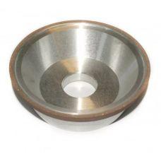 Круг алмазный 11V9-70 градусов 150х10х3х40х32 мм AC4 125/100 В2-01 48293
