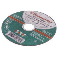Круг абразивный отрезной 125х1,2х22 мм A54 S BF 232-014 HAMMER FLEX с86894