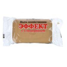 Мыло хозяйственное 74% обертка ЭФФЕКТ глицерин упаковка 150 грамм 952-068