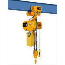 Таль электрическая цепная грузоподъемность 1 тонна высота 6 м TOR ТЭЦП ННВD1-01Т 12816