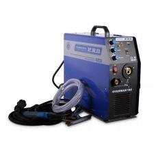 Сварочный полуавтомат инверторный AURORA-PRO OVERMAN 180 MOSFET AURORA АВРОРА 00010041