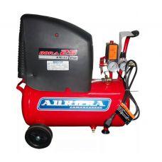 Компрессор AURORA BORA-25 объем 25 литров производительность 201 л/мин  мощность 1,5 кВт безмасляный AURORA АВРОРА 00014814