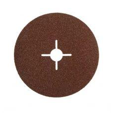 Круг фибровый шлифовальный 125х22х0.8мм Р60 ЗУБР 35585-125-060