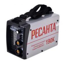 Сварочный инвертор САИ-190 компакт РЕСАНТА 65/36