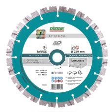 Диск алмазный 230х2,6х7х22,23 мм Turbo Smart Cut MOS-DISTAR
