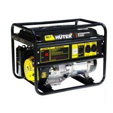 Электрогенератор 64/1/33 HUTER DY 8000L 64/1/33