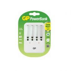 Зарядное устройство GP R03/R6x1/2 +акк 2R6*2100mAh+2R03*800mAh microUSB кабель в/к Е211210/80-2CRB 776690