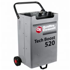 Пускозарядное устройство 520 ERGUS Tech Boost 520 12/24 В заряд 75 А пуск 450 А таймер 771-466