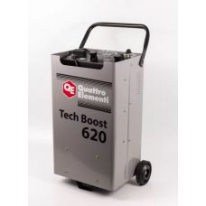 Пускозарядное устройство 620 QUATRO ELEMENTI Tech Boost 620 напряжение 12/24 В заряд до 90 А пуск до 590 А