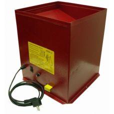 Измельчитель кормов Нива ИК-07У 1,5 кВт зерно 250 кг/ч, трава 150 кг/ч, корнеплоды 600 кг/ч