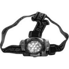 Фонарь налобный  7 светодиодов LED ударопрочный FIT 67743