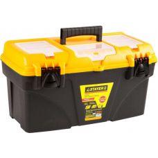 Ящик для инструментов пластиковый 21 дюйм 565х325х290 мм STAYER