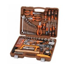 Набор инструмента 101 предметов 1/2, 1/4 дюйма размер 4-32 мм ключи OMBRA OMT101S
