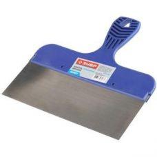 Шпатель сталь 150 мм пластмассовая ручка ЗУБР 10076-150