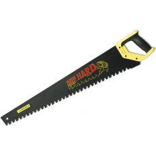 Ножовка по пенобетону длина полотна 700 мм шаг зубьев 20 мм напайки STAYER