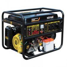 Электрогенератор HUTER 64/1/19 DY 8000LХ бензиновый мощность 8 кВт 64/1/19