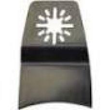 Насадка для МФЭ ЭНКОР шабер ступенчатый вогнутый для удаления раствора краски клея герметика