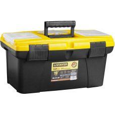 Ящик для инструментов пластиковый 19 дюймов 490х275х240 мм STAYER