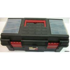 Ящик для ручного инструмента пластиковый 16 дюймов 410х210х185 мм