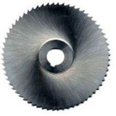 Фреза отрезная Ф 80х3,5х22 мм тип 2 z=40 1222 Р6М5 1410048