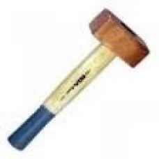 Кувалда ОМ омедненная 2 кг с ручкой (ВЗРЫВА НЕТ)