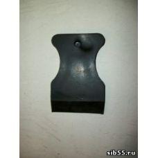 Шпатель резиновый  80 мм черный Россия 1015-80_z01(z02)