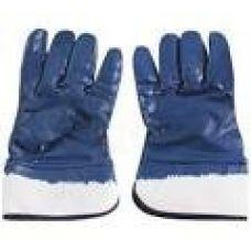 Перчатки с нитриловым покрытием  FIT (прямые)