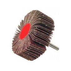Круг лепестковый шпиль 60х30х6 мм Р 80 ЗУБР 36602-080