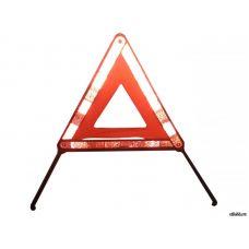 Знак аварийный с отражателем усил + чехол STELS