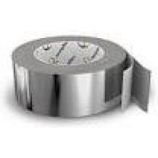 Скотч алюминиевый 50 мм х 50 м Россия 88815/ТАК504Т/12268-50-50