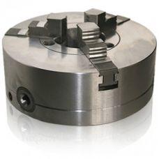 Патрон токарный 3-х кулачковый ГРОДНО 250 мм 250-3-250.09 В высокоточный на планшайбу