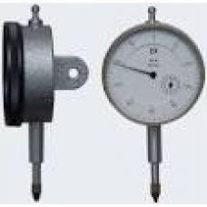 Индикатор часовой ИЧ диапазон 0-10 мм с ушком класс 1 КРИН с поверкой