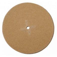 Круг из абразивной бумаги 125 мм Р 80 без отверстий 5 шт STAYER 3582-125-080