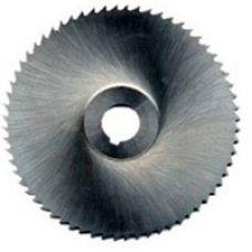 Фреза отрезная Ф125х3,0х22 мм тип 2 z=48 1276 Р6М5 1410066